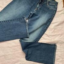 Lot of 4 Jeans & Capris- Size 4 American Eagle & Old Navy Photo