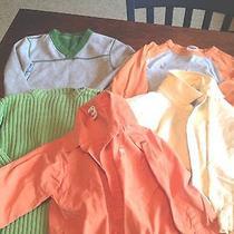 Lot of 5 Baby Boy Shirts Size 4 Xl Baby Gap Photo