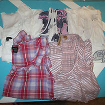 Lot of 5 Cute Juniors Clothes Size Small American Eagle Express Rue 21 Photo