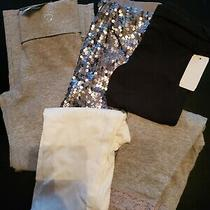 Lot of 5 - Nwt Euc Girls Old Navy Gap Pants Leggings Skirt School Clothes 4 5 Xs Photo