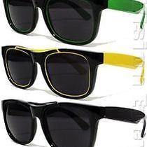 Lot of 5 Pair Kiss Wayfarer Sunglasses Super Dark Lenses K74 Sd Photo