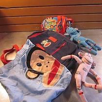 Lot of 5 Paul Frank Items Photo