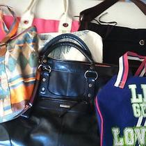 Lot of 6 Victorias Secret American Eagle Sonoma Hobo Handbags Purse Tote Xbody Photo