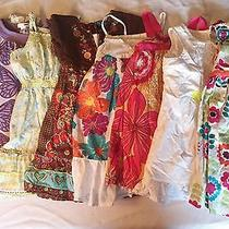 Lot of 8 Spring/summer Dresses Clothes Size 3t h&m Old Navy Etc. Cute Euc Photo
