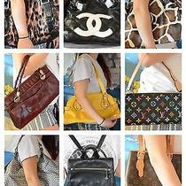 Lot of 9 Handbags / Purses Nine West & Others Great Deal Photo
