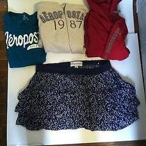 Lot of Areopostale Clothes Size Xl & L Photo