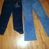 Lot of Baby Phat Jeans Photo