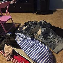 Lot of Maternity Clothes Photo