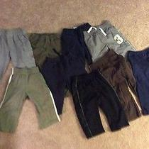 Lot of Nine Boys Sweatpants Gap Children's Place Photo