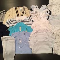 Lot of Ralph Lauren Infants Clothes 6 Month Photo