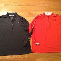 Lot of Size 3xl Nike Dri Fit Element Long Sleeve Running Shirts Good Condition Photo