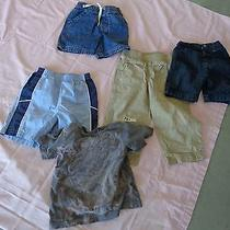 Lot of  Toddler Boy Clothes  Size 2t Hurley and Others Shorts and Shirt Photo