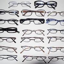 Lot of Twenty New Eyeglass Frames  Fendi Vogue Dolce & Gabana Safilo  Ck Photo