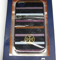Lot of Two Authentic Tory Burch Iphone 4/4s Hard Shell Cases  Photo