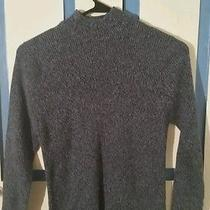Lot of Two Beautiful Sweater by Erika Size Ps One Blue and the Other Gray Photo