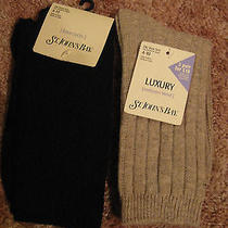 Lot of Two St. John's Bay Women's Socks Photo