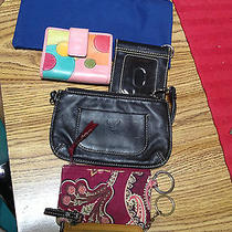 Lot of Wallets Fossil Vera Bradley and Others  Photo