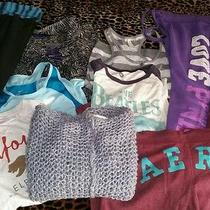 Lot of Women's Clothes Xs-S Victoria Secret Pink Aeropostale & Others Photo