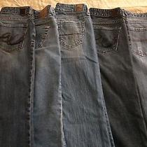 Lot of Womens Jeans Express American Eagle  Photo