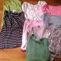 Lot of Womens/juniors Small Shirts Name Brands Photo