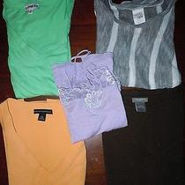 Lot of Womens Tops Shirts Tshirts Size Xs Photo