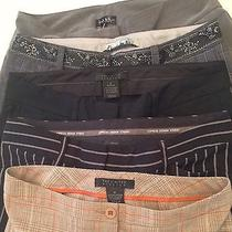 Lot of Work Dress Pants Size 2 the Limited Express Nicole Miller Photo