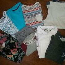 Lot of Young Men's  Clothing Size L on the Byas Gap Photo