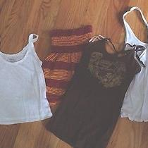 Lots of Tank Tops Size Small Roxy/delia's/american Eagle/lilu Photo