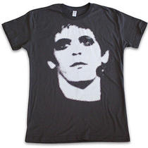 Lou Reed Vu Velvet Underground Vtg Lulu Transformer Berlin Mistrial T-Shirt Xl Photo