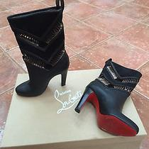 Louboutin Boots Photo