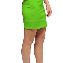 Loudmouth Jasmine Green Element Golf Skort Size 6 Photo