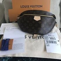 Louis Vuitton 100% Authentic Monogram Bumbag New With Tags Photo