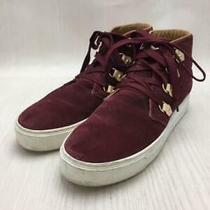 Louis Vuitton  38.5 Brd Bordeaux Red So Murasaki Pattern Size 38.5 Sneaker Photo