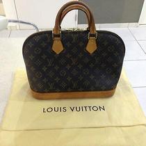 Louis Vuitton Alma Photo