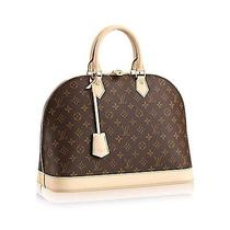Louis Vuitton Alma Gm  Photo