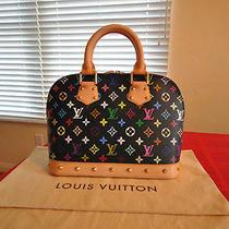 Louis Vuitton Alma Handbag Photo