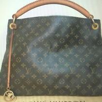 Louis Vuitton Artsy Monogram Hobo W/ Original Dust Bag Photo