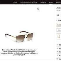 Louis Vuitton Attitude Sunglasses Photo