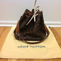 Louis Vuitton Authentic Tote Bag Photo