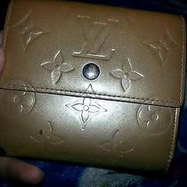 Louis Vuitton Authentic Wallet Photo