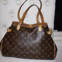 Louis Vuitton Batignolles Handbag Photo