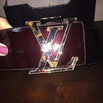 Louis Vuitton Belt  Photo