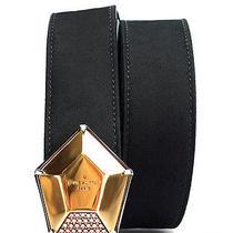 Louis Vuitton Belt Signature Crystals Authentic 75 / 30 Photo