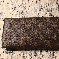 Louis Vuitton Bifold Wallet Photo