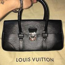 Louis Vuitton Black Segur Pm Photo