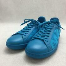 Louis Vuitton Blu Luxembourg-Line  1a7qyx Size Na Blue Sneaker From Japan Photo