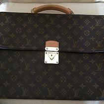 Louis Vuitton Briefcase/laptop Bag Photo