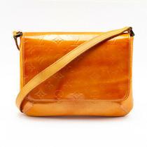 Louis Vuitton Bronze Monogram Vernis Thompson Street Bag - M10696 Photo