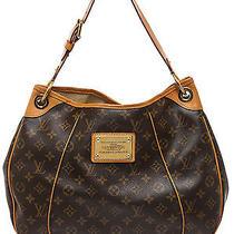Louis Vuitton Brown Monogram Galliera Pm Hobo Handbag Photo