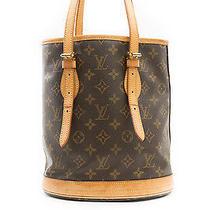 Louis Vuitton Bucket Photo